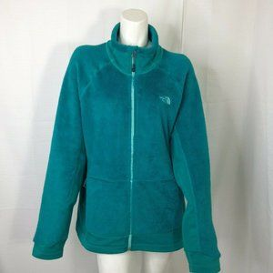 The North Face Polartec Teal Pullover Fleece